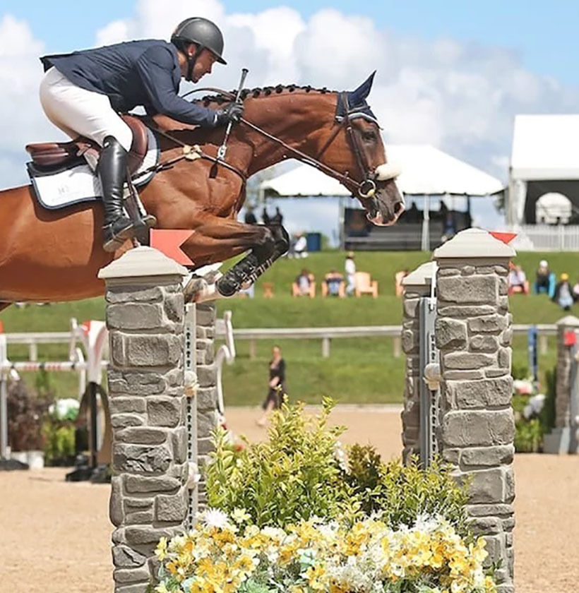 competition jumping GGT